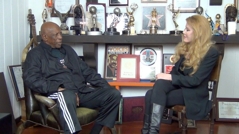 Interview with Louis Gossett, Jr.